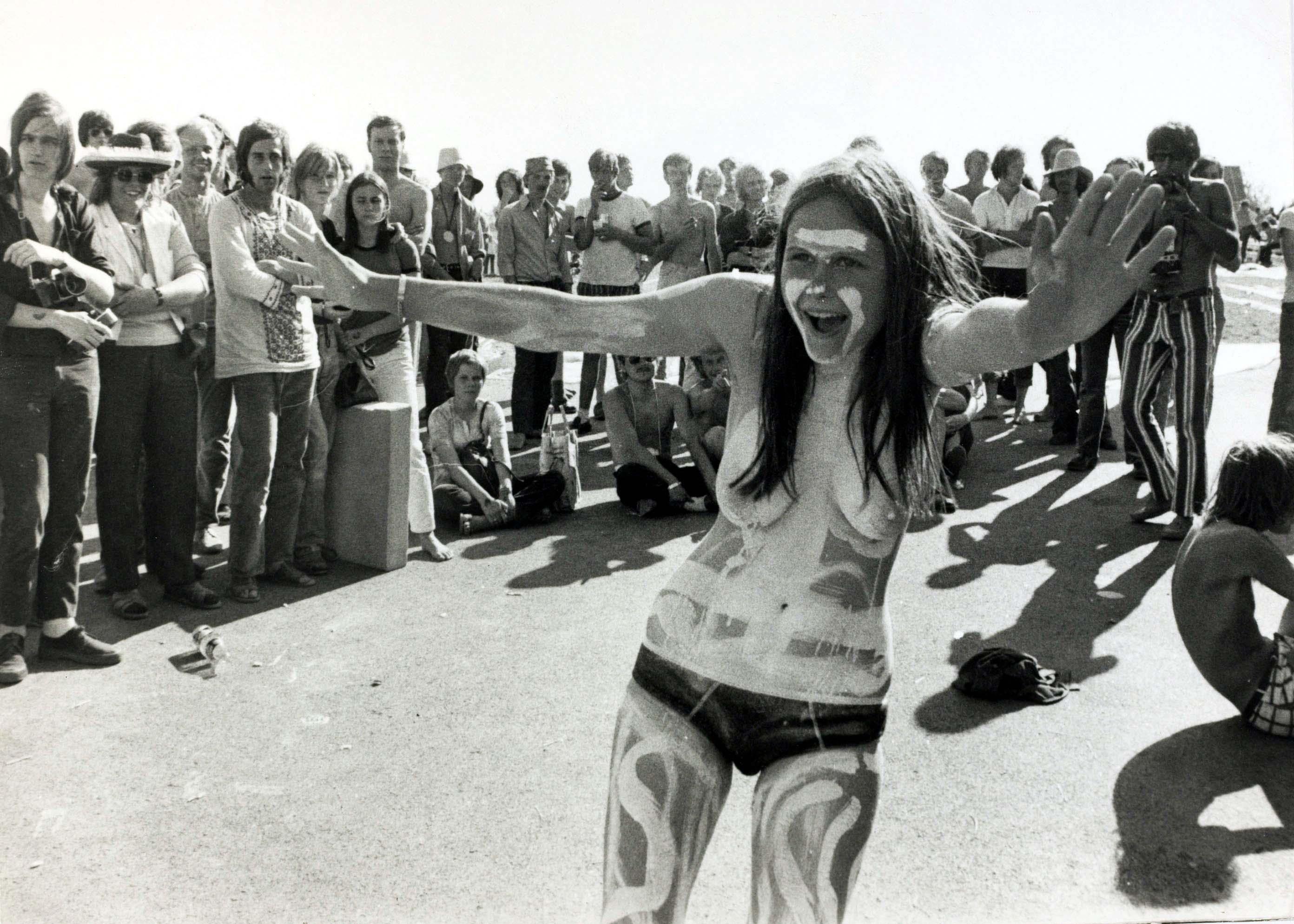 hippie revolution